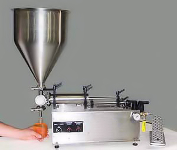 Table Top Filler/Bottler (Model 5GTTF)