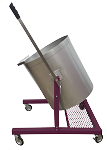 164 Quart (328 lbs) Professional Pot Tipper (Model 164PT)