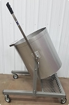 164 Quart (328 lbs) Professional Pot Tipper (Model PT164)