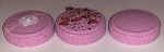 Resin Bath Bomb Mold Steamer Rounded 2.25