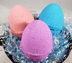 Resin Bath Bomb Mold Egg 1.5