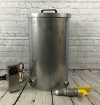 45 Gallon Heated Lye Tank (Model 45NaOH)