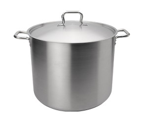 16 Quart Stainless Steel Soap Mixing Pot