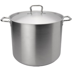 60 Quart Stainless Steel Soap Mixing Pot