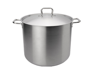 8 Quart Stainless Steel Soap Mixing Pot