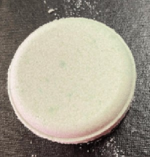 BathBomb X-Press Resin Mold - Flat Shampoo Bar